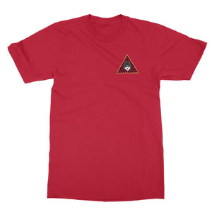Triagram Gold 1 Softstyle T-Shirt