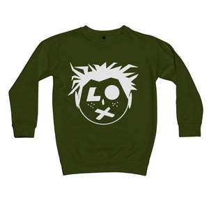 SP Head Logo Kids Retail Sweatshirt