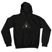 Load image into Gallery viewer, Triagram Gold 1 Retail Hoodie