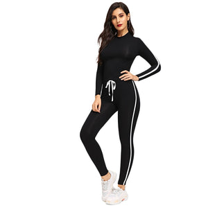 Women Summer Active Wear Sporting Two Piece Set