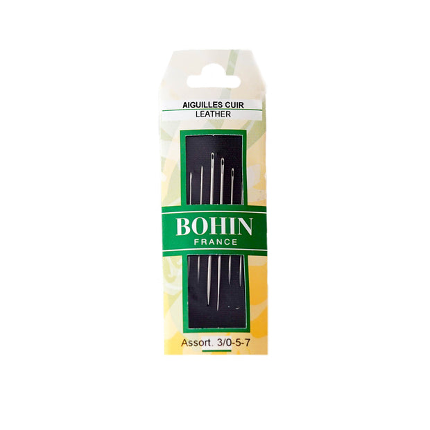 Bohin Leather Needles