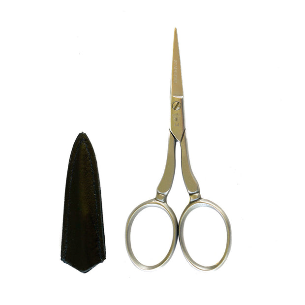 "Dovo Double Pointed 3.5"" Fine Embroidery Scissors"