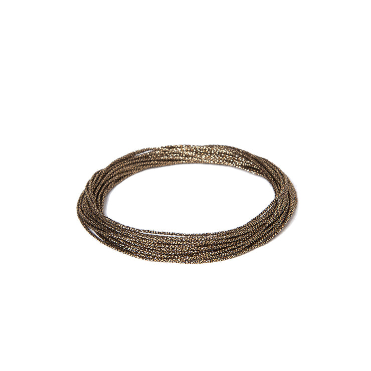 Metallic Soft Twist Cord  - Renaissance Gold