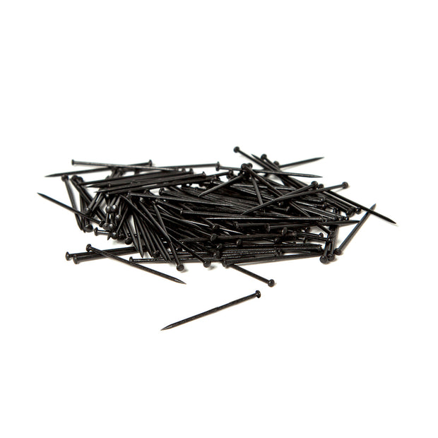 Small Black Pins