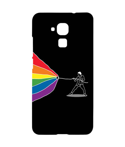 LGBT - 31stfeb Phone Case For HUAWEI HONOR 5C