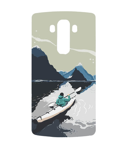 travel - 31stfeb Phone Case For LG G4
