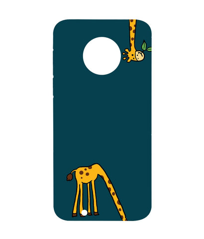 Animal - 31stfeb Phone Case For MOTO G6