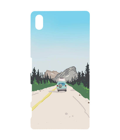 travel - 31stfeb Phone Case For SONY XPERIA Z5 PREMIUM