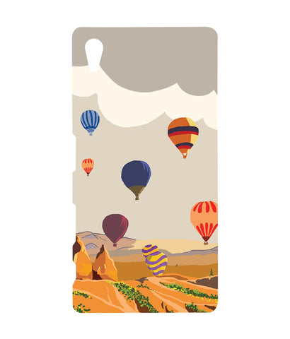 travel - 31stfeb Phone Case For SONY XPERIA Z5 travel 001
