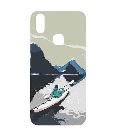 travel - 31stfeb Phone Case For VIVO V9