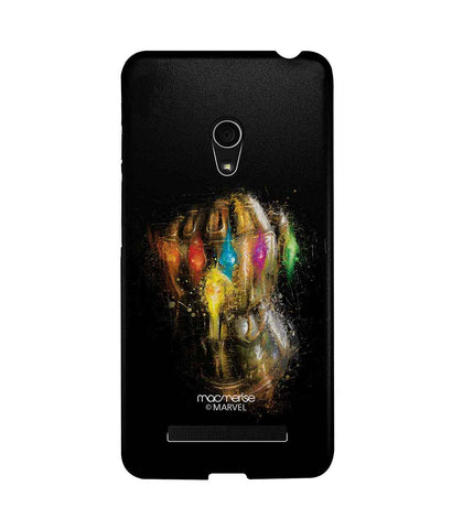 Gauntlet Brushstrokes - Sublime Phone Case For Asus Zenfone 5
