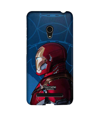 Iron Man side Armor - Sublime Phone Case For Asus Zenfone 5