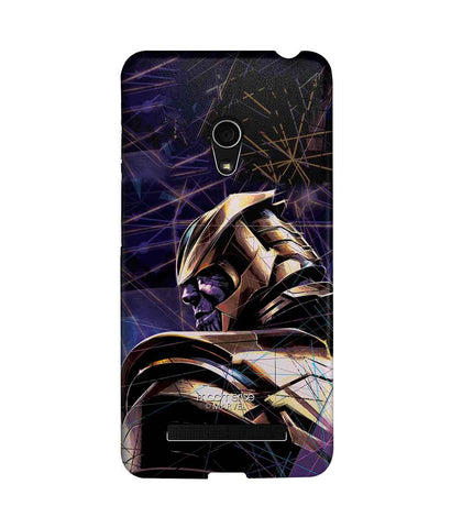 Thanos on Edge - Sublime Phone Case For Asus Zenfone 5