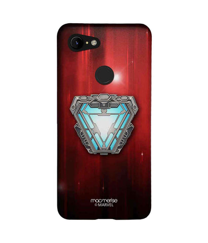 Iron man Infinity Arc Reactor - Sublime Phone Case For Google Pixel 3