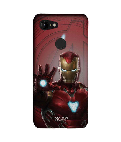 Iron man Mark L Armor - Sublime Phone Case For Google Pixel 3