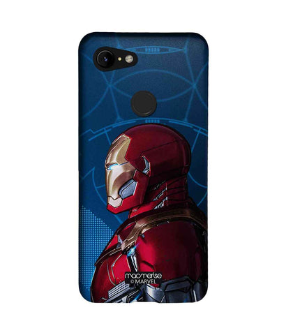 Iron Man side Armor - Sublime Phone Case For Google Pixel 3