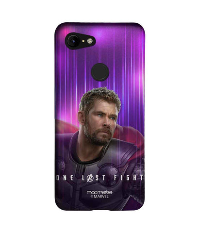 One Last Fight - Sublime Phone Case For Google Pixel 3