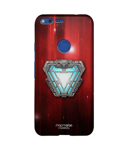 Iron man Infinity Arc Reactor - Sublime Phone Case For Google Pixel XL