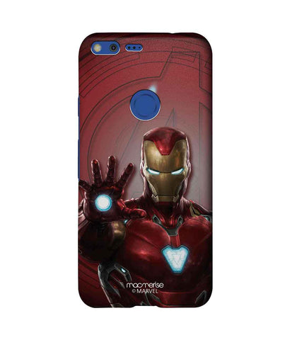 Iron man Mark L Armor - Sublime Phone Case For Google Pixel XL