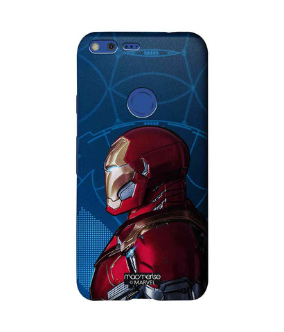 Iron Man side Armor - Sublime Phone Case For Google Pixel XL