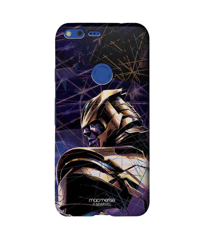 Thanos on Edge - Sublime Phone Case For Google Pixel XL