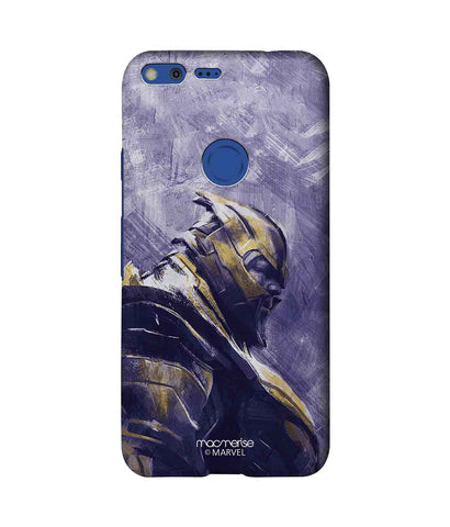 Thanos suited up - Sublime Phone Case For Google Pixel XL