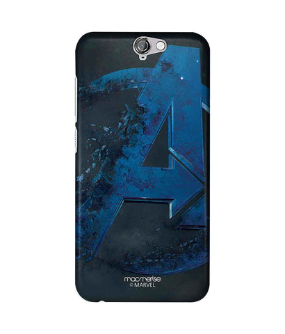 Endgame Logo Teal - Sublime Phone Case For HTC One A9