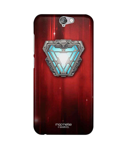 Iron man Infinity Arc Reactor - Sublime Phone Case For HTC One A9