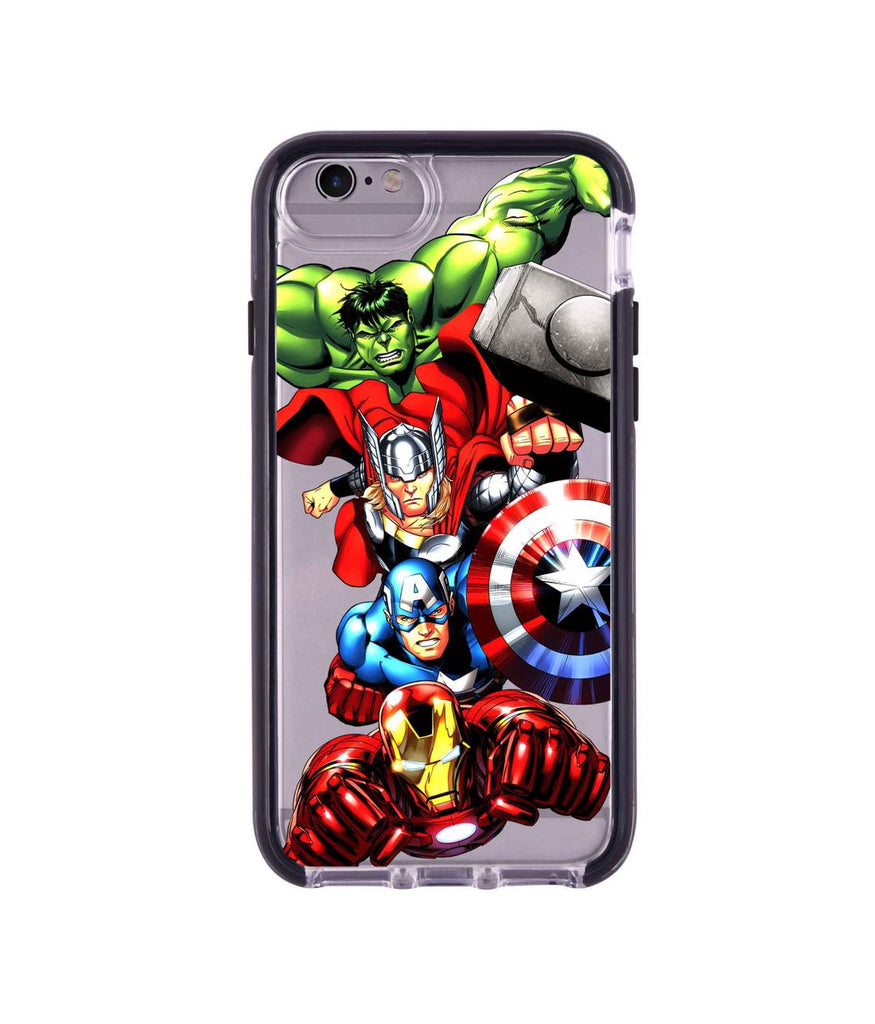 Avengers Fury - Extreme Mobile Case for iPhone 6S Plus