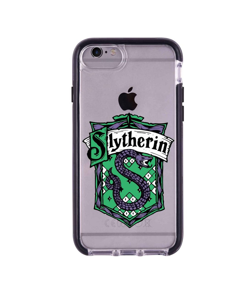 Crest Slytherin - Extreme Mobile Case for iPhone 6S Plus