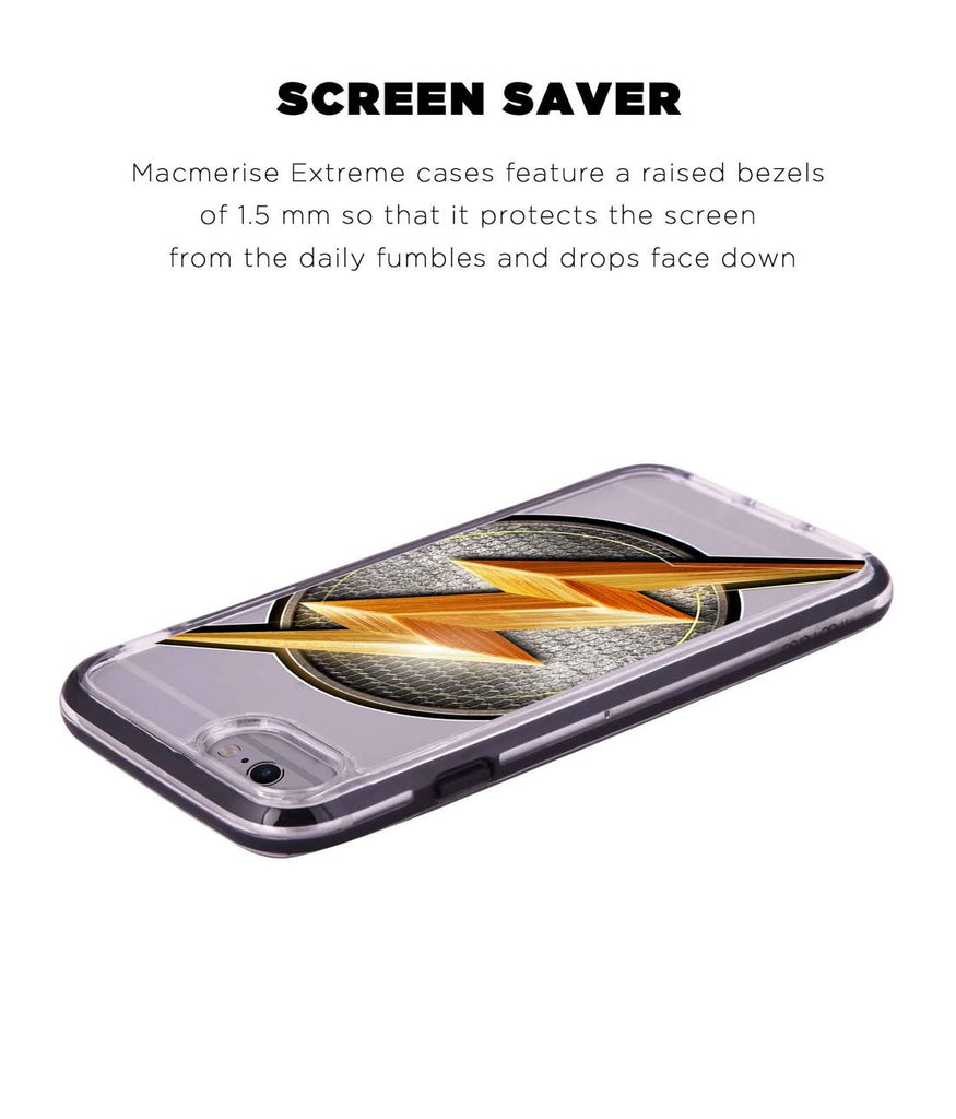 Flash Storm - Extreme Phone Case for iPhone 7 Plus