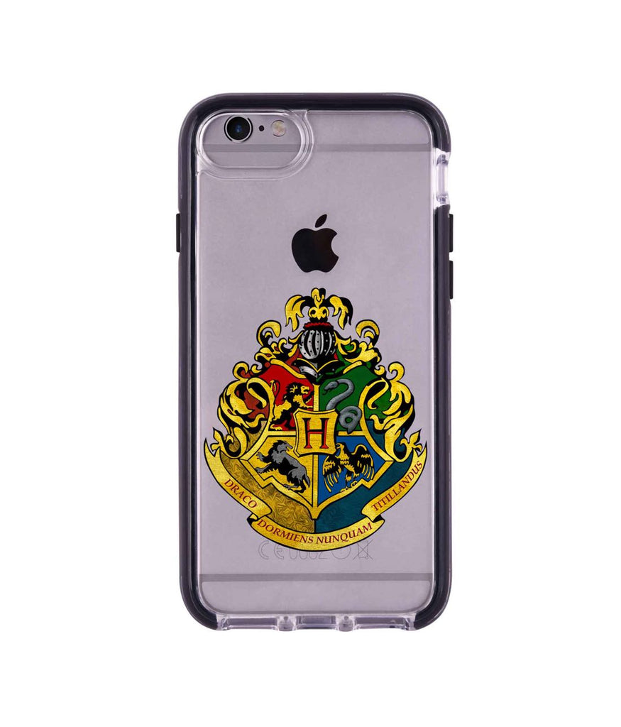 Hogwarts Sigil - Extreme Mobile Case for iPhone 6S Plus