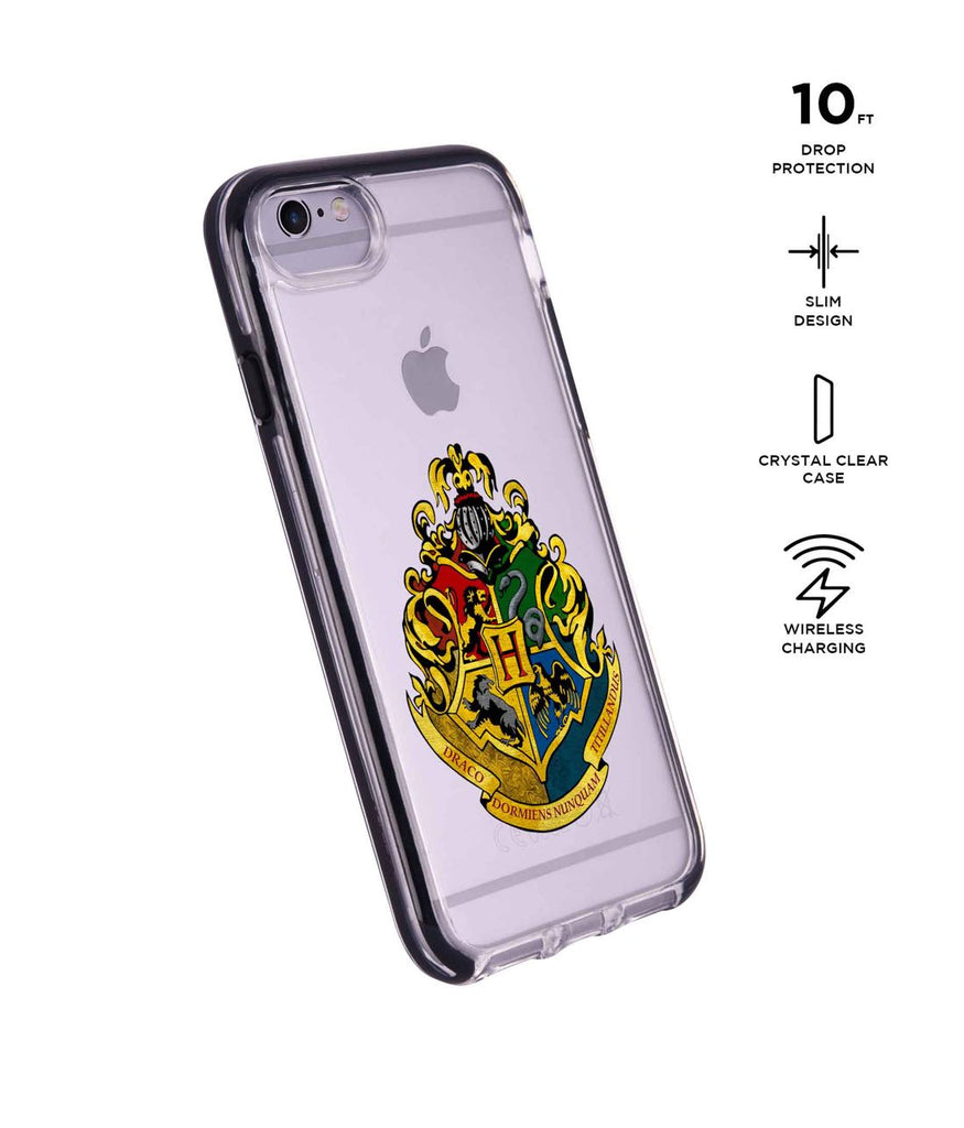 Hogwarts Sigil - Extreme Phone Case for iPhone 7 Plus
