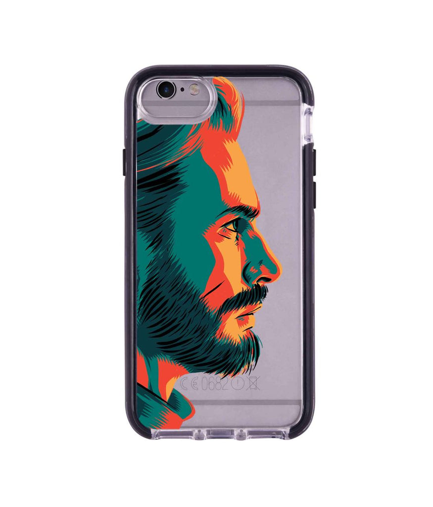 Illuminated Captain America - Extreme Mobile Case for iPhone 6S Plus