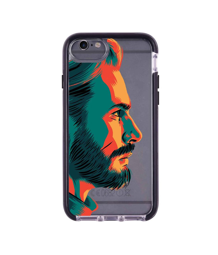 Illuminated Captain America - Extreme Phone Case for iPhone 7 Plus