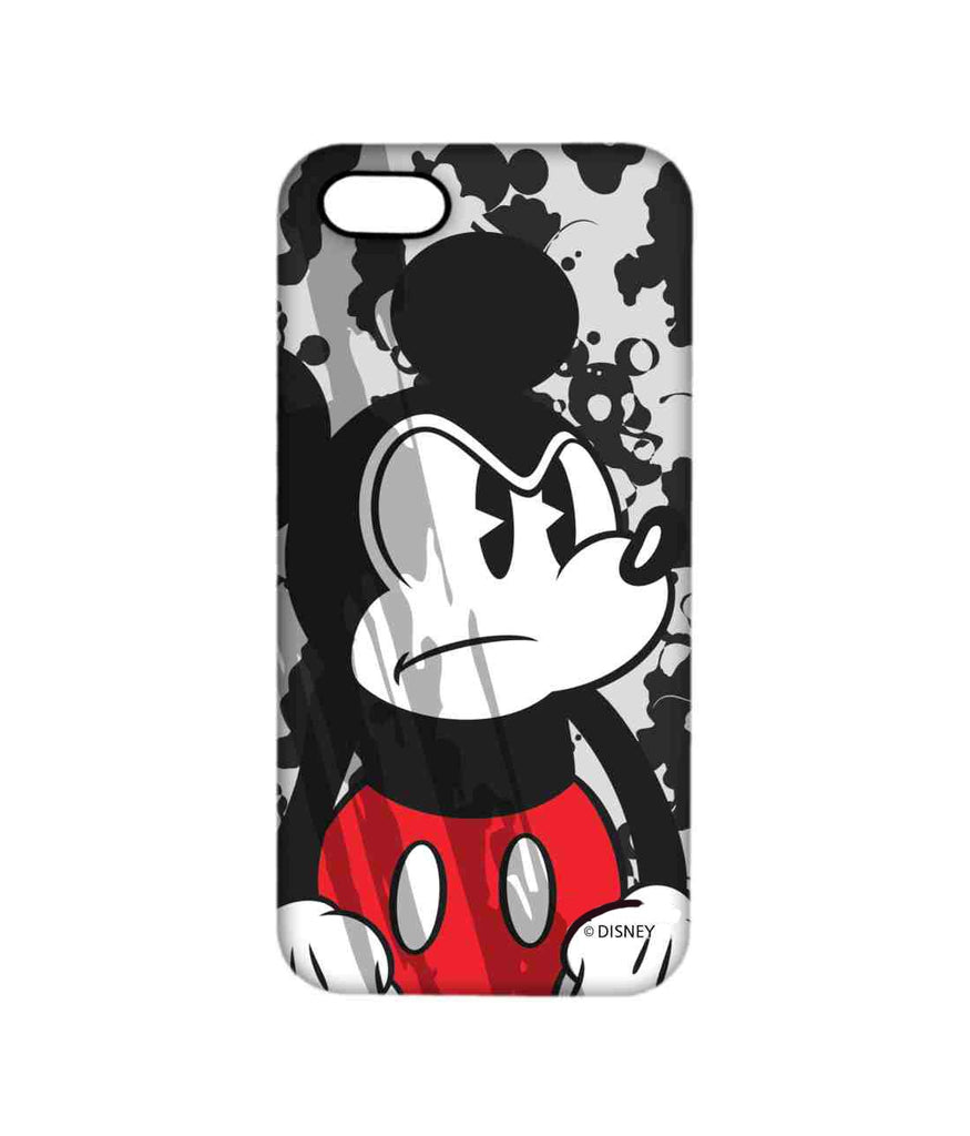 Grumpy Mickey - Pro Phone Cases For Apple iPhone 5/5S