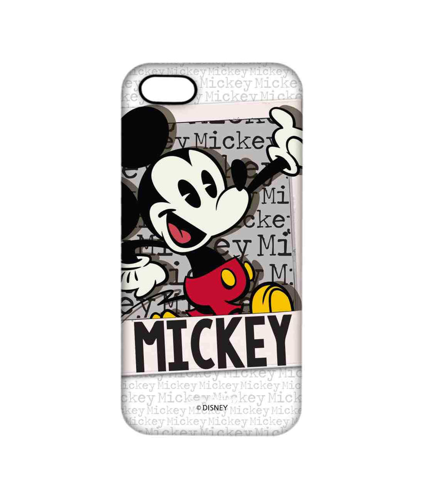 Hello Mr Mickey - Pro Phone Cases For Apple iPhone 5/5S