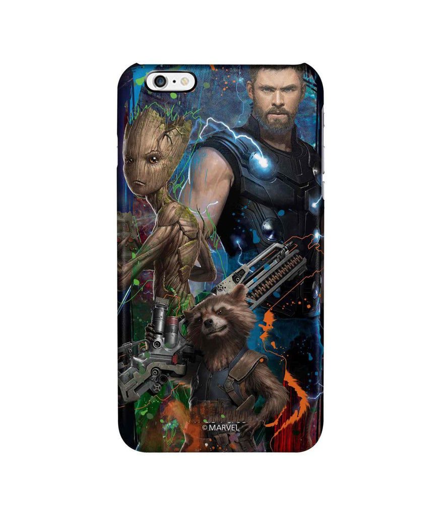 Guardians and Thor - Pro Phone Cases For Apple iPhone 6 Plus