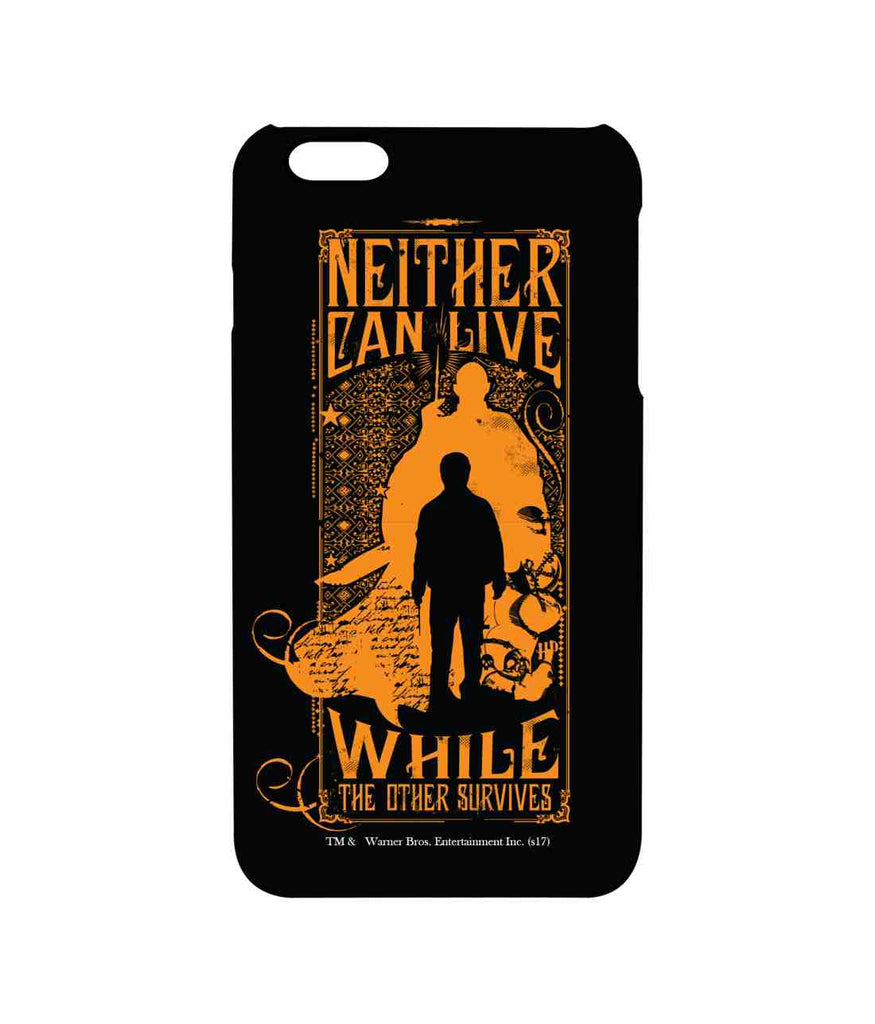 Harry vs Voldemort - Pro Phone Cases For Apple iPhone 6 Plus