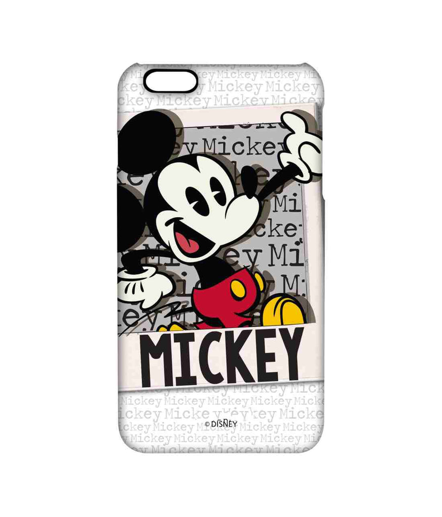 Hello Mr Mickey - Pro Phone Cases For Apple iPhone 6 Plus
