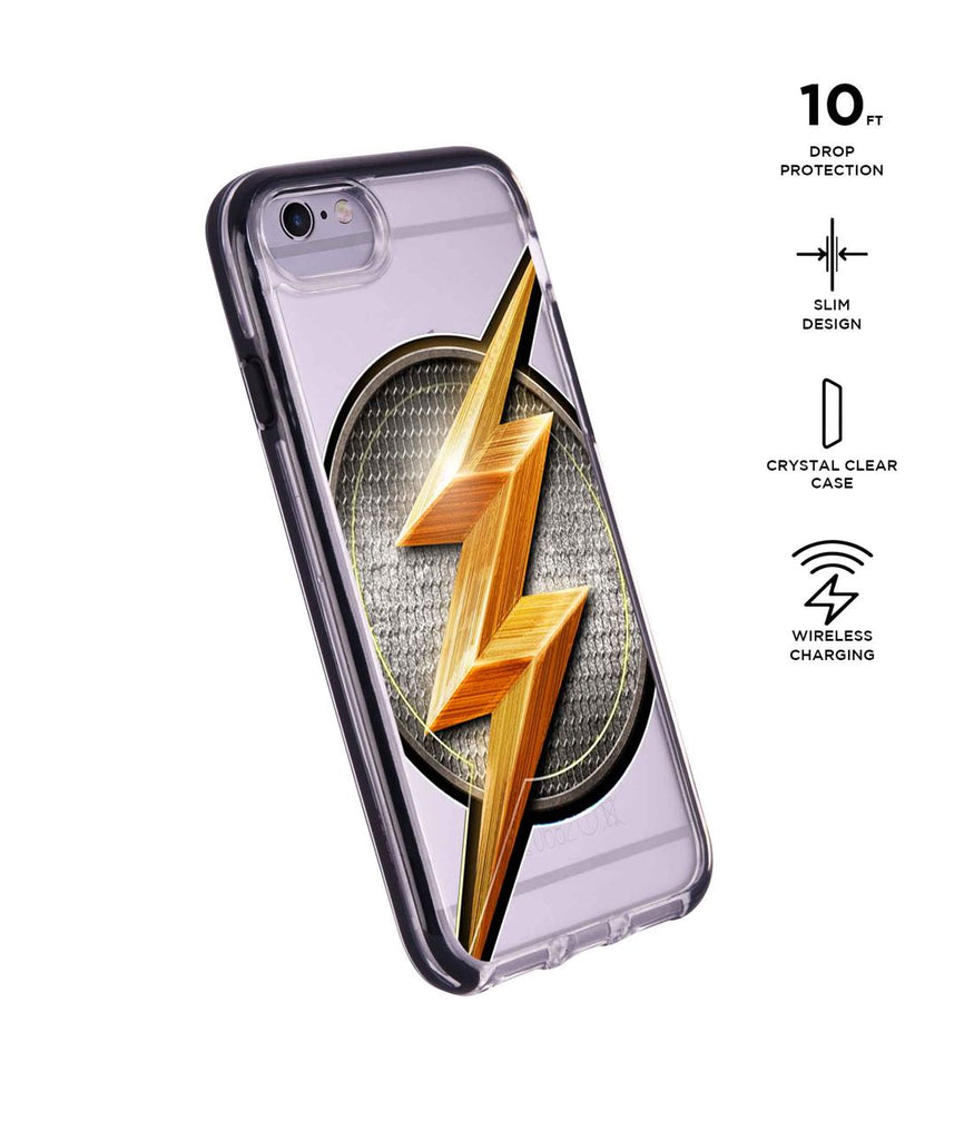 Flash Storm - Extreme Phone Case for iPhone 7
