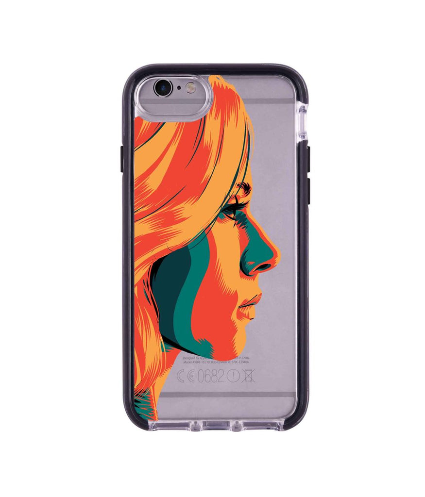 Illuminated Black Widow - Extreme Mobile Case for iPhone 6 Plus