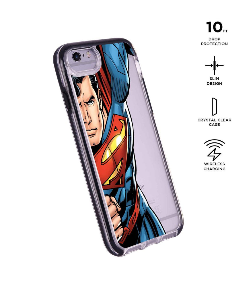 Speed it like Superman - Extreme Phone Case for iPhone 6 Plus