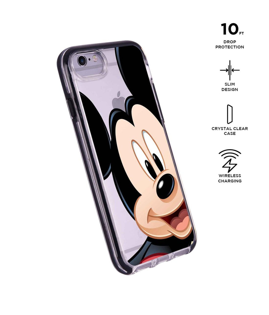 Zoom Up Mickey - Extreme Phone Case for iPhone 7
