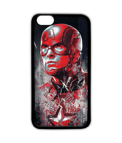 Charcoal Art Captain America - Sublime Phone Case For iPhone 6S
