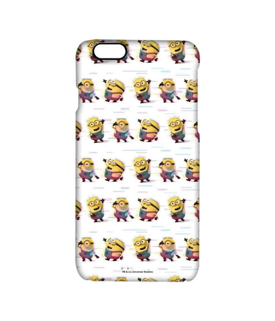 Groovy Minions White - Pro Phone Cases For Apple iPhone 6S