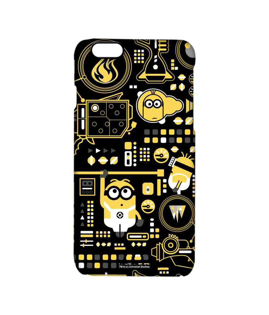 Grus Work Mess - Pro Phone Cases For Apple iPhone 6S