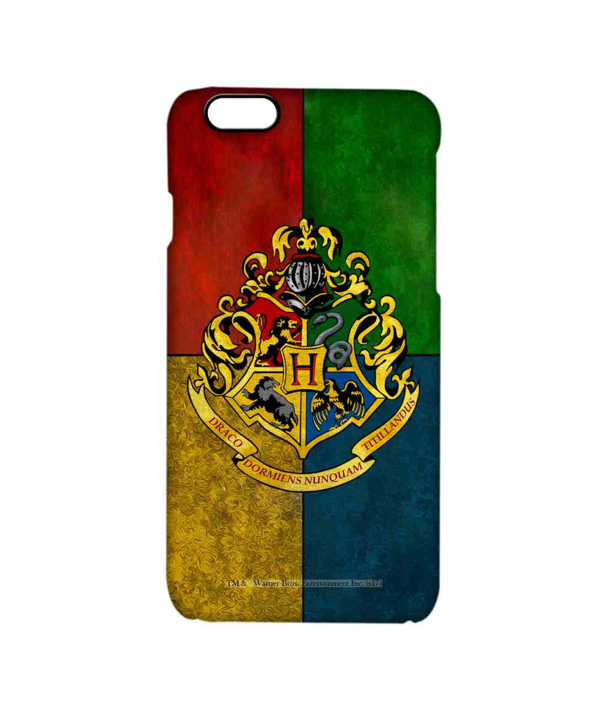 Hogwarts Sigil - Pro Phone Cases For Apple iPhone 6S