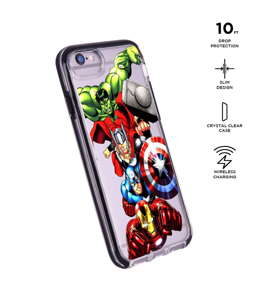 Avengers Fury - Extreme Phone Case for iPhone 6S Plus