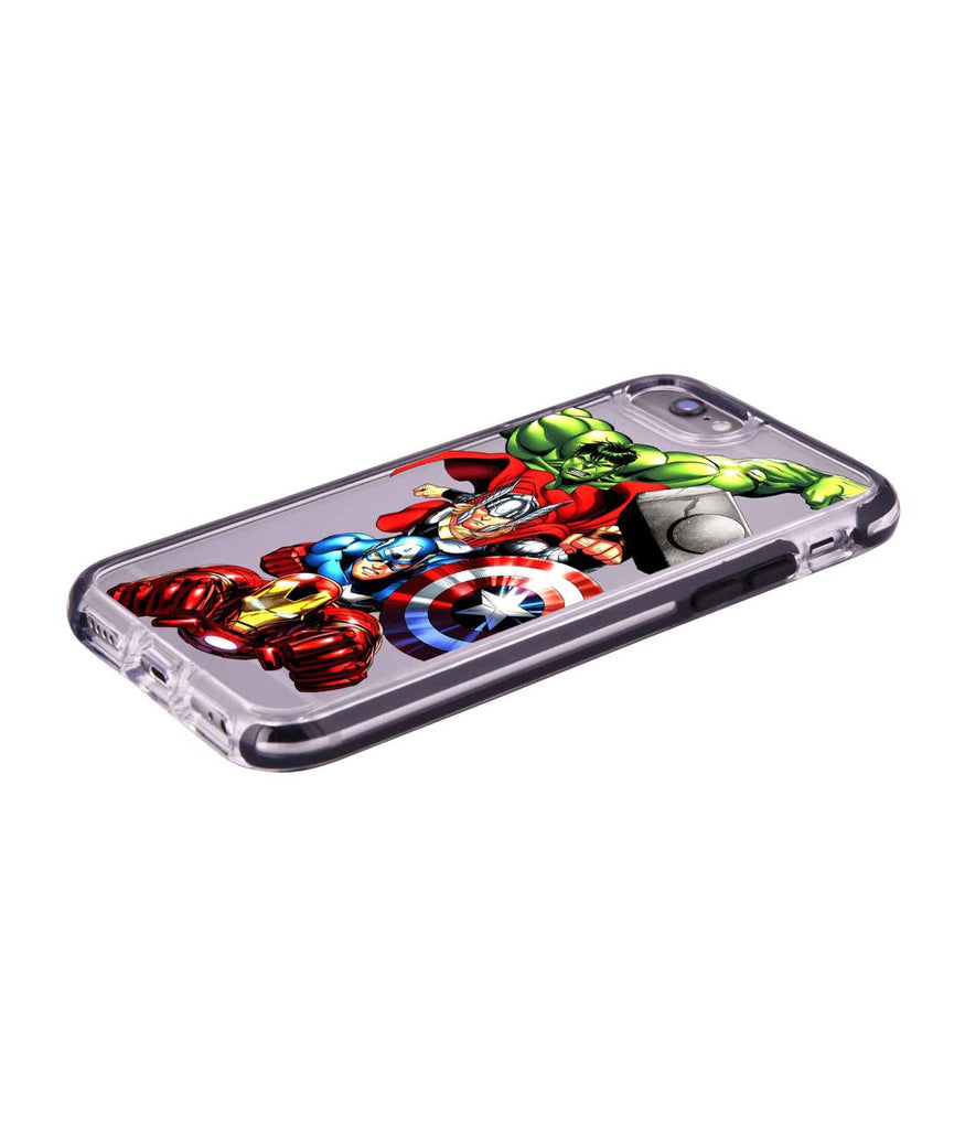 Avengers Fury - Extreme Phone Case for iPhone 6S